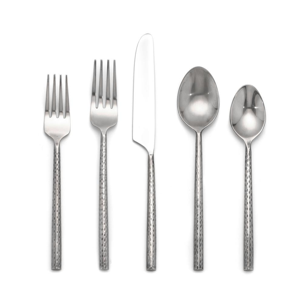 Savita Mirror 18/8 20-Piece Flatware Set