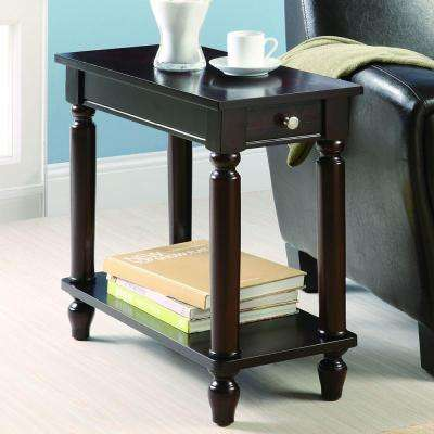 Marsh Cappuccino End Table