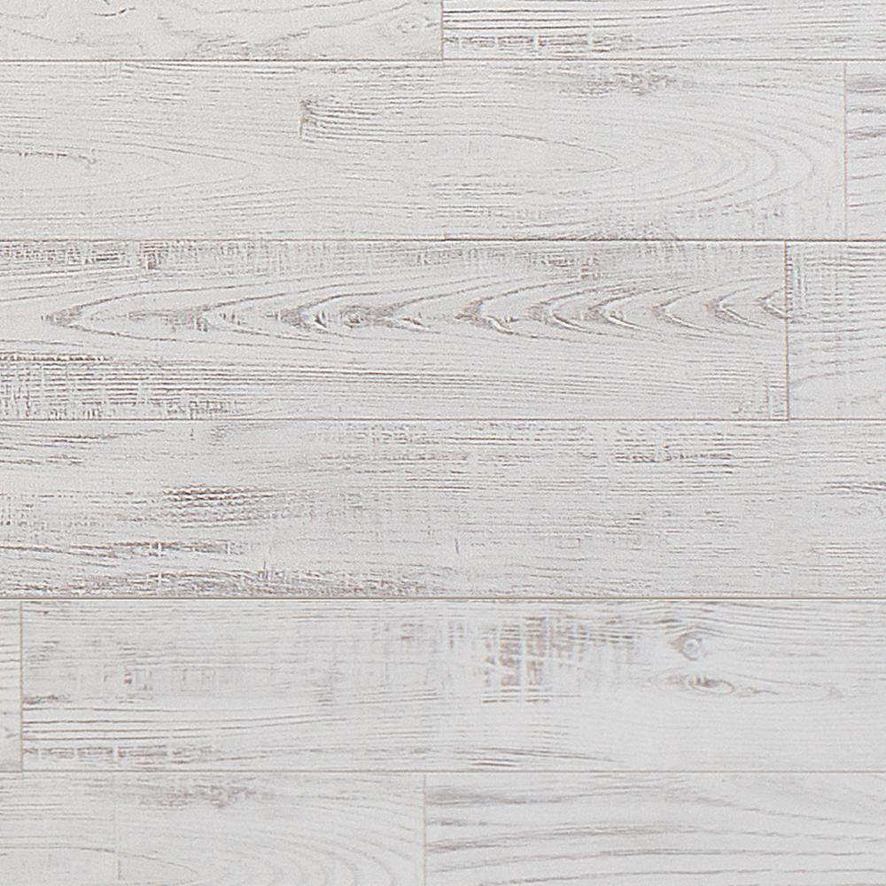 Take Home Sample - Sculpted Ivory Laminate- 5 in. Wide x