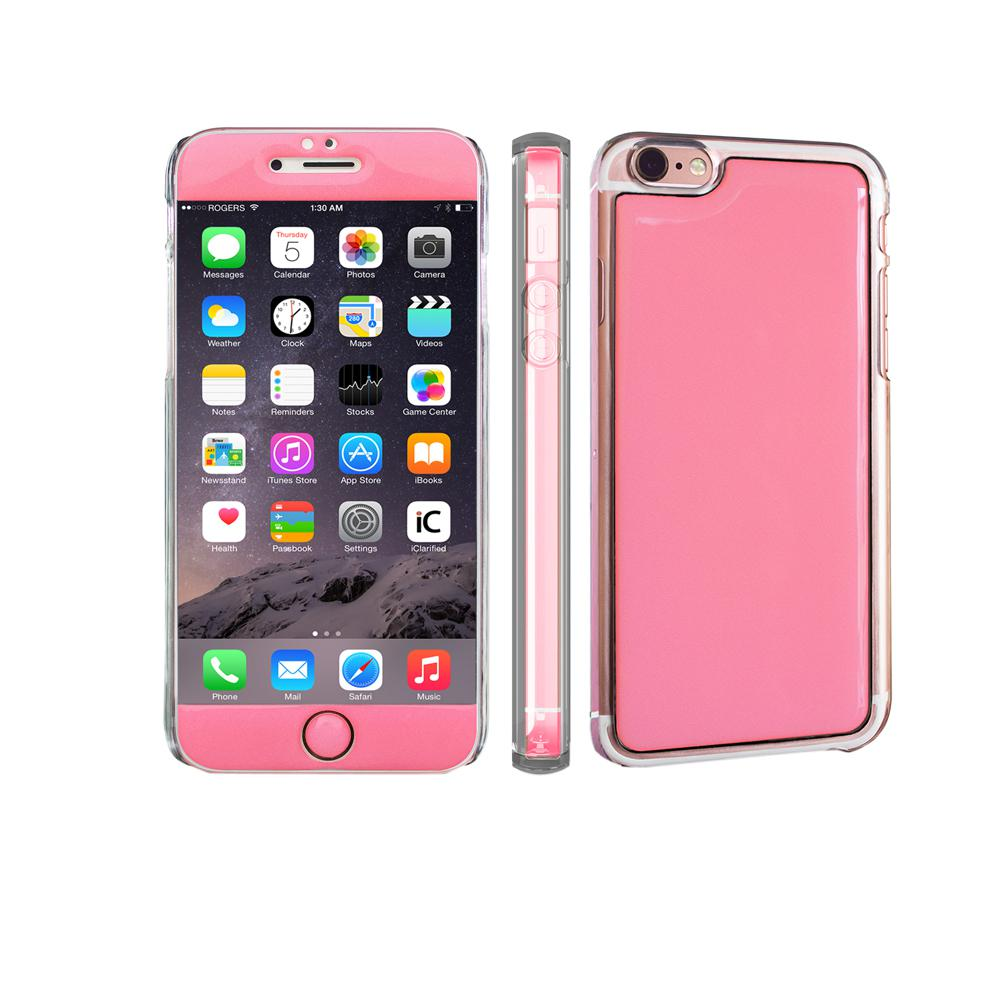 Anti Gravity iPhone 6/6S Pink Selfie Cases and Phone Accessories ((5-Piece)
