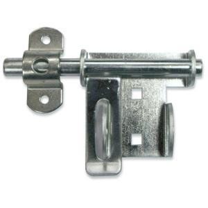 Holmes Hardware Amp Spring Heavy Duty Garage Door Slide Bolt