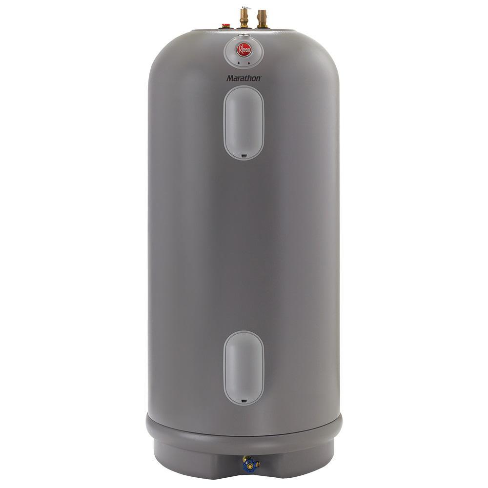 Rheem Commercial Marathon 105 Gal. 10 Year 4500/4500-Watt Non-Metallic Electric Tank Water Heater