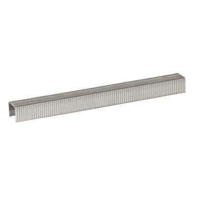 T50 3/8 in. Crown 16-Gauge Stainless Steel Staples (1000-Pack)