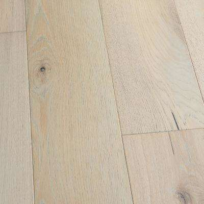 Take Home Sample - French Oak Point Loma Click Lock Engineered Hardwood Flooring - 5 in. x 7 in.