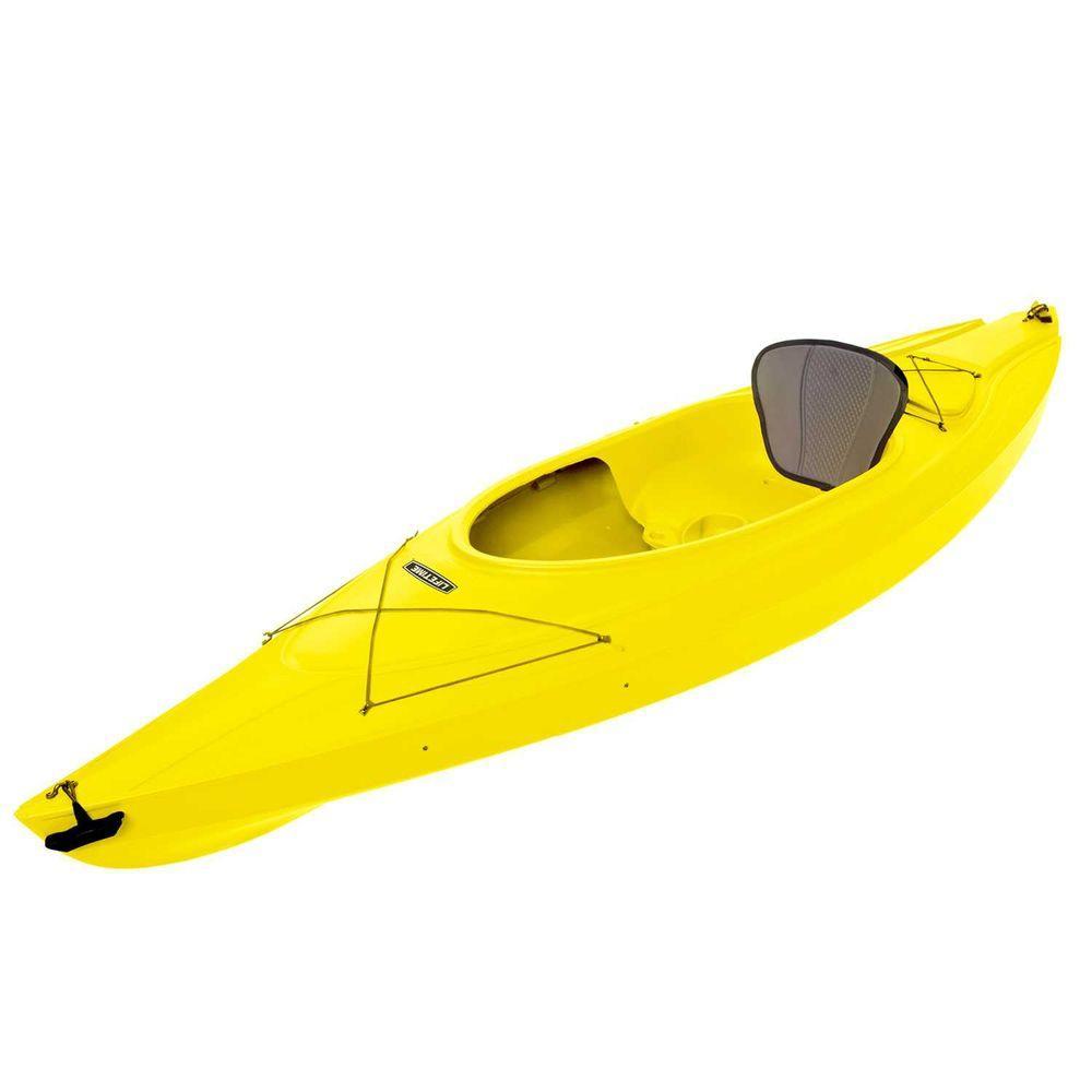 Lifetime Yellow Boyd Sit-Inside Kayak by Lifetime
