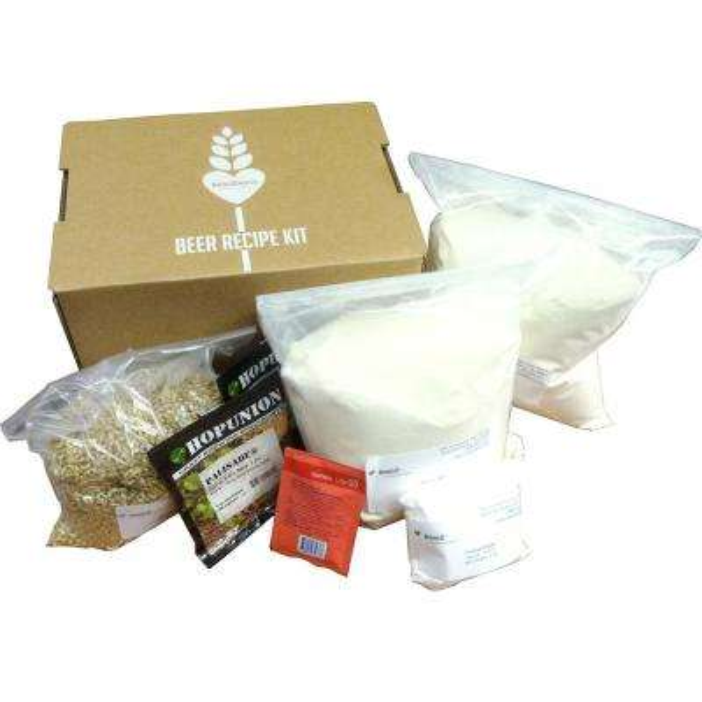 Mocha Espresso Stout Beer Recipe Kit