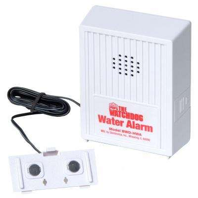 Battery-Operated Water Alarm