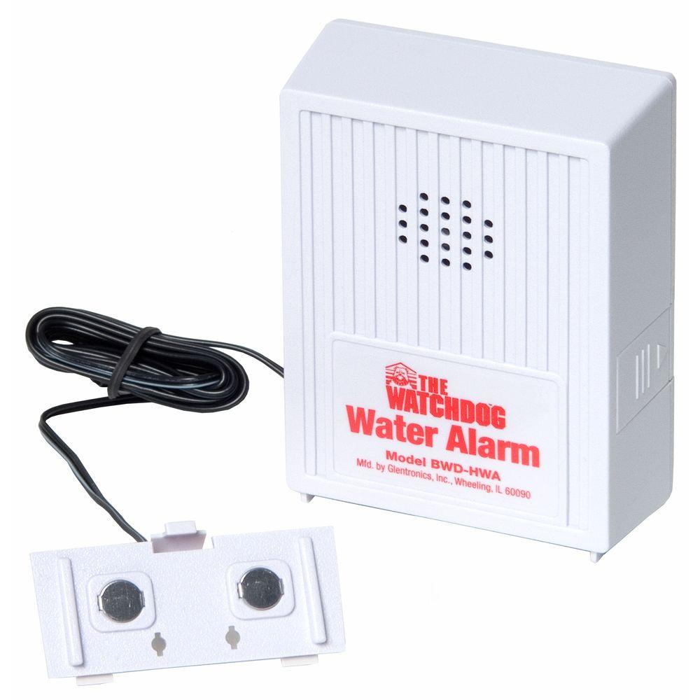 Basement Watchdog Battery Operated Water Alarm Bwd Hwa The Home Depot System Wiring Diagram View Security