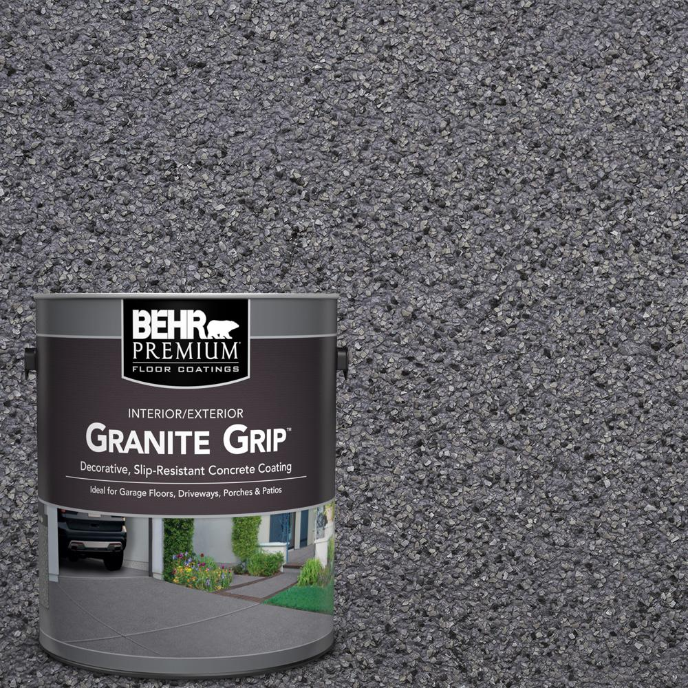 1 gal. #GG-08 Galaxy Quartz Decorative Concrete Floor Coating