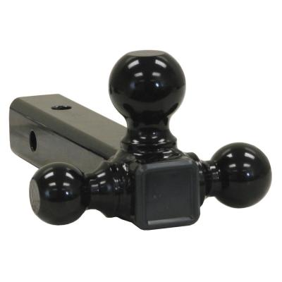 1-7//8 and 2 Ball Size 5000 lbs. Quick Products QP-HS1820 Class III Trailer Ball Mount with Double Welded Hitch Balls