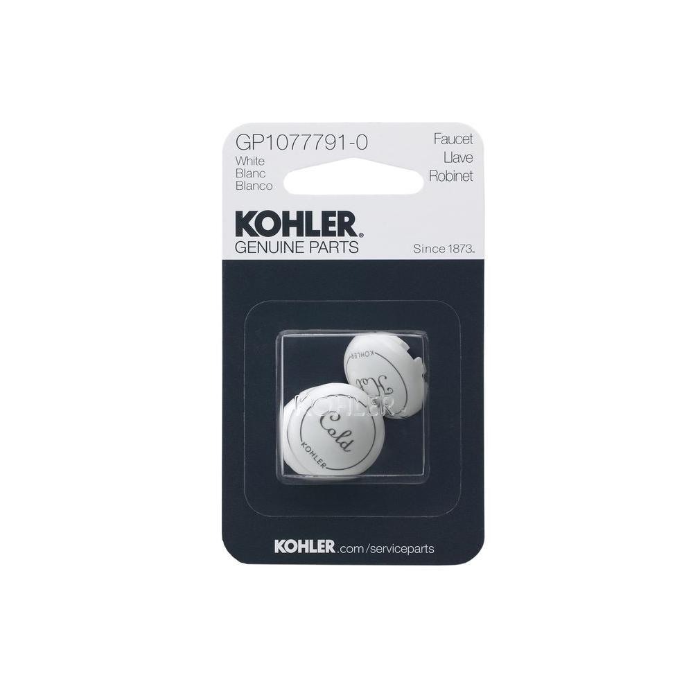 Kohler Plug Button for Fairfax Centerset Faucet-GP1077791-0 - The ...