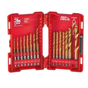 Deals on Milwaukee Shockwave Impact Duty Titanium Drill Bit Set 23-Piece