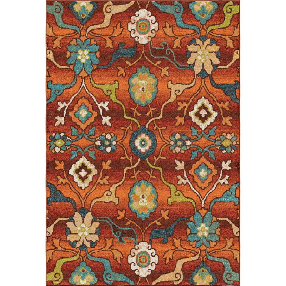 how to clean orian rugs