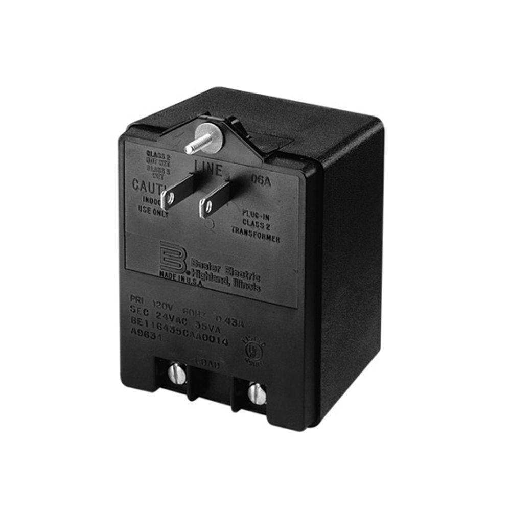 Sloan ETF233 24-VAC Transformer-0365534PK - The Home Depot