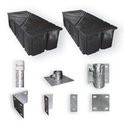 Semi Floating Ramp and Gangway Dock Kit