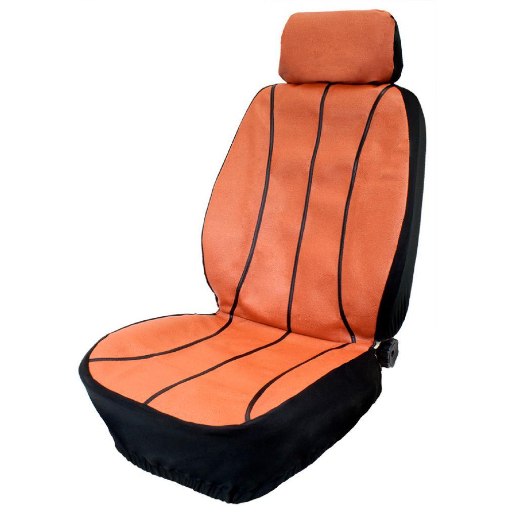 Varsity Sport PVC 9 in. L x 6 in. W x 5 in. H Basketball Seat Covers