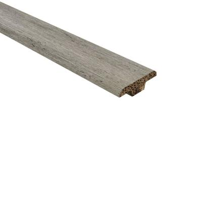 Strand Woven Bamboo Berkeley 0.362 in. T x 1.25 in W x 72 in. L Bamboo T Molding