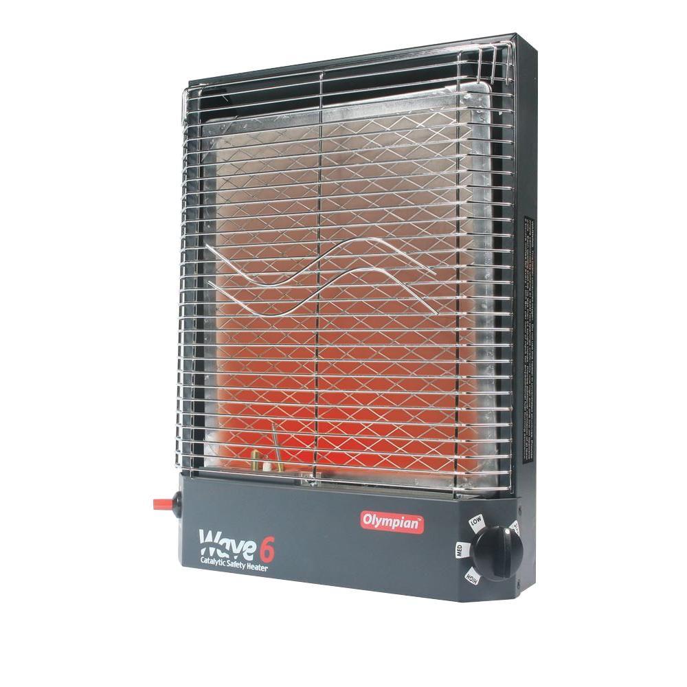 6,000 BTU Olympian Wave Heater