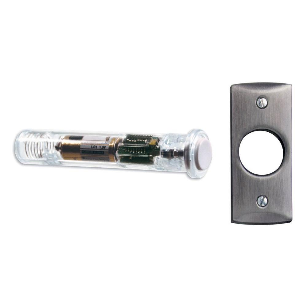 Heath Zenith Wireless Lighted Recessed-Mount Transmitter-DISCONTINUED