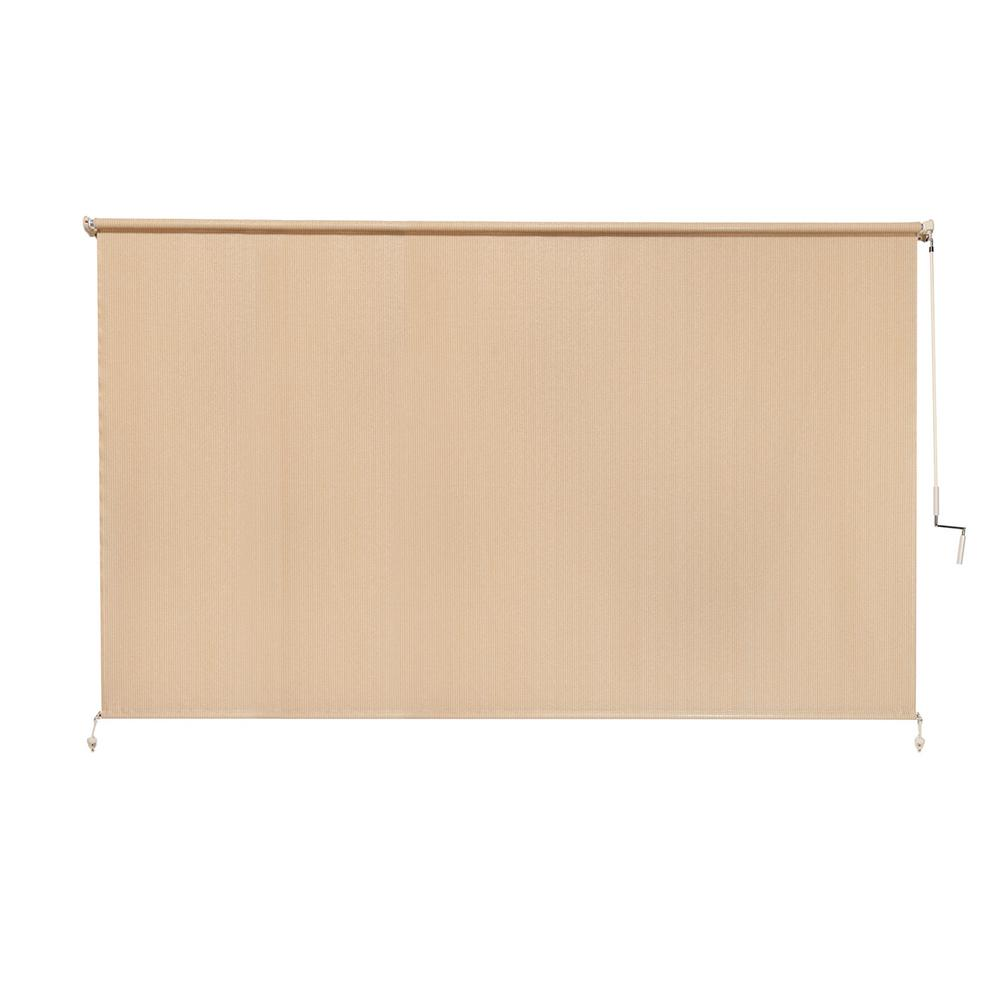 Coolaroo Coolaroo Select Southern Sunset 90% UV Block Exterior Roller Shade - 120 in. W x 72 in. L