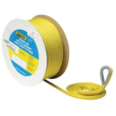 1/2 in. x 100 ft. Double Braid Nylon Anchor Line