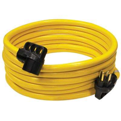 30 ft. 50 Amp RV Cord-Grip Handle Plug