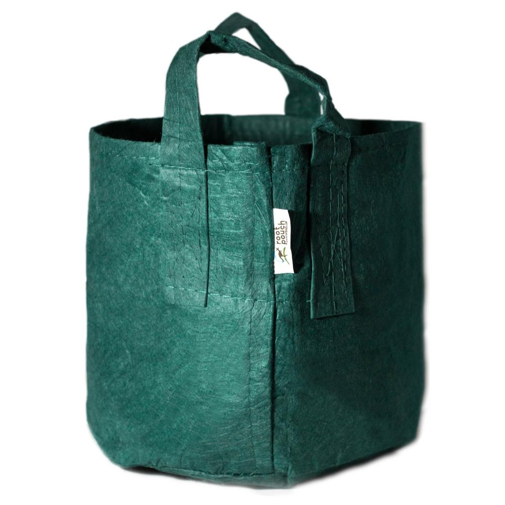 Root Pouch 1 Gal. Boxer Forest Breathable Fabric Planting ...
