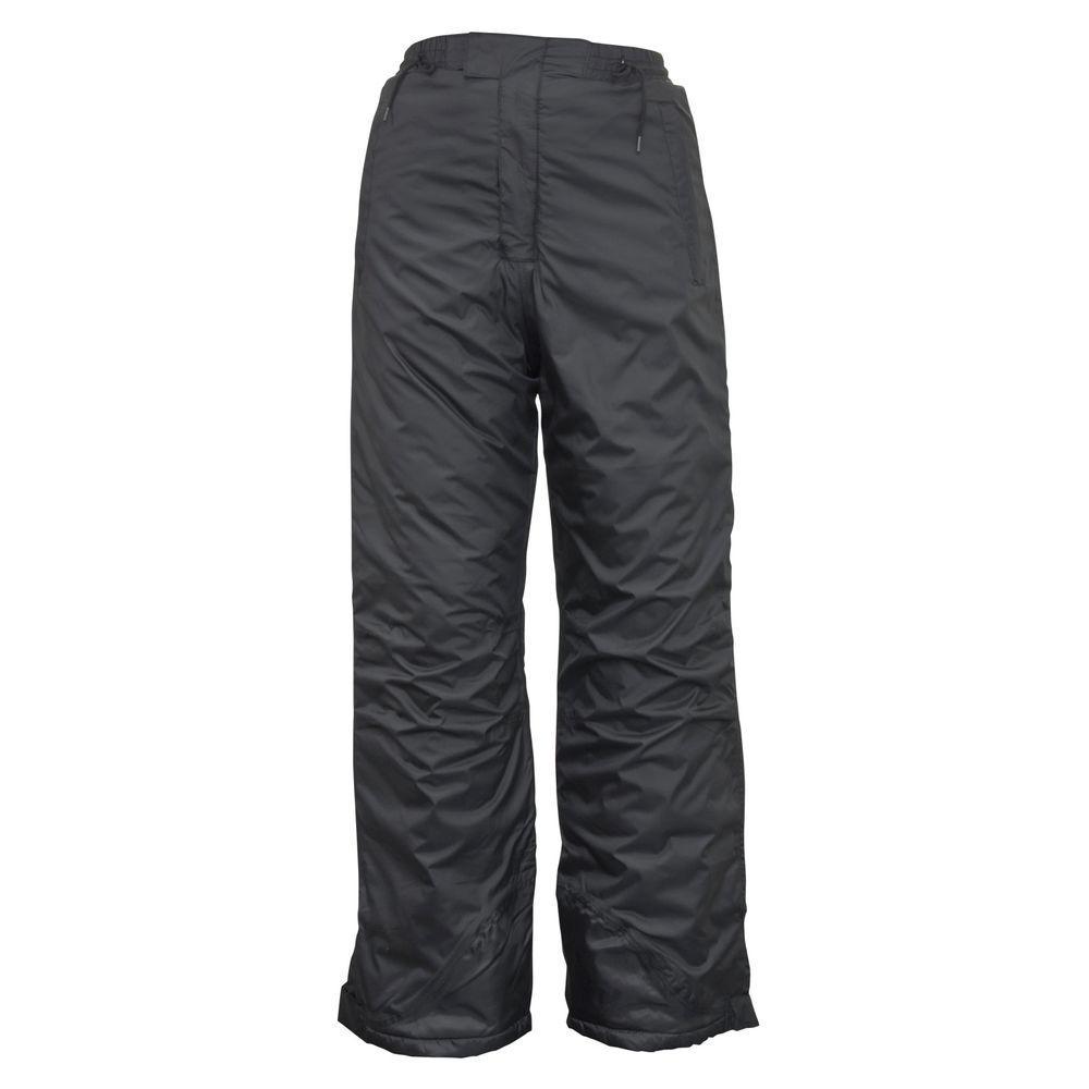 Sledmate L Series Womens Medium Pant in Black-DISCONTINUED