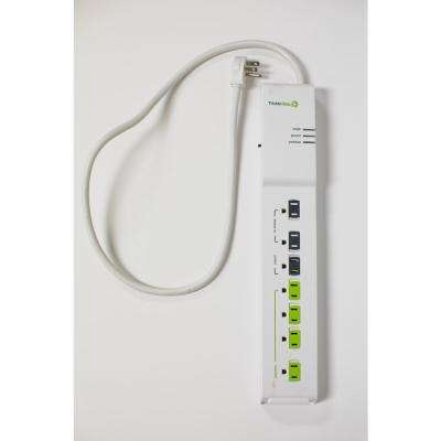 3 ft. 7-Outlet Advanced and Energy Saving Surge Protector