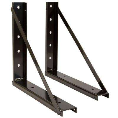 18 in. Underbody Tool Box Bracket Kit
