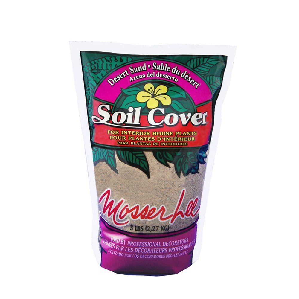 5 lb. Desert Sand Soil Cover