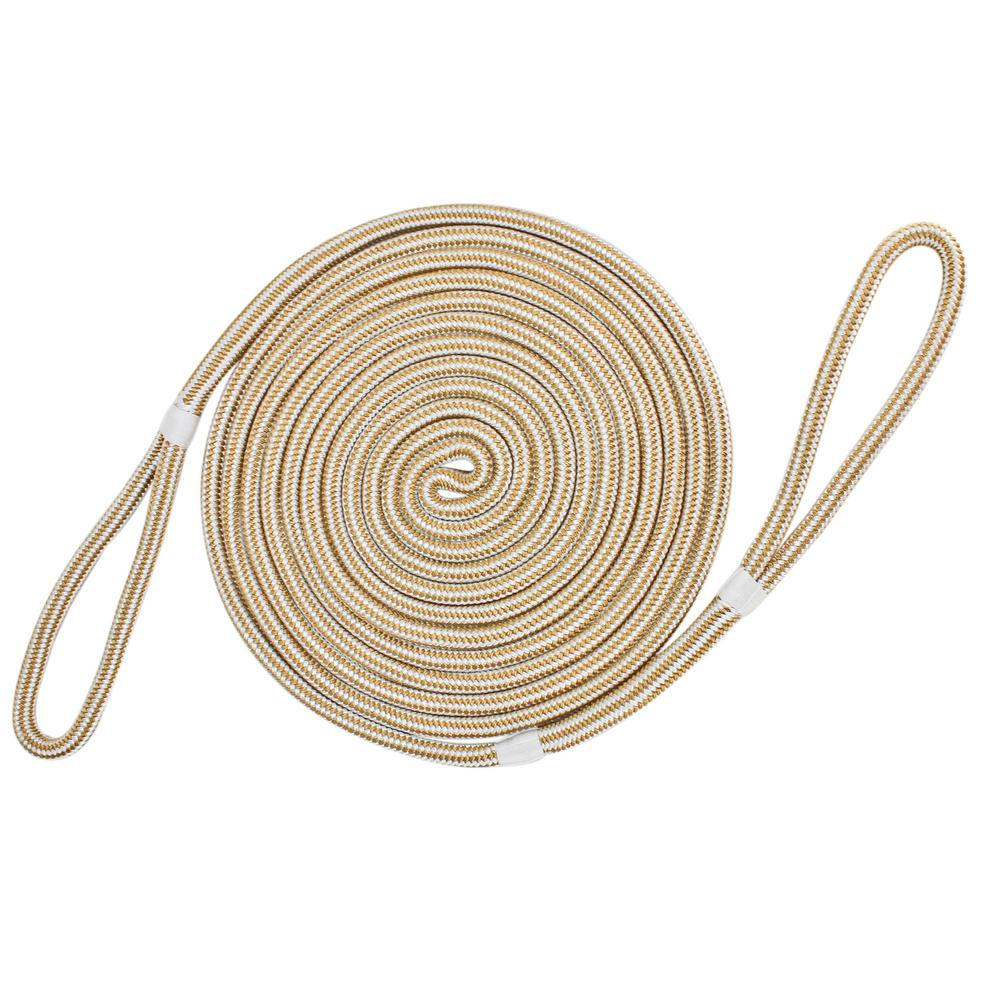 """Mooring Tie Line Boat Gift 1//2/""""x35 Personalized Rope"""