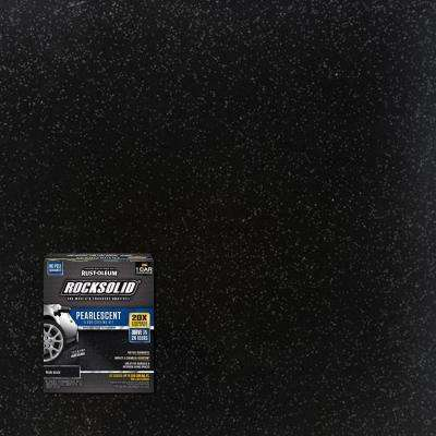 76 oz. Pearlescent Pearl Black Garage Floor Kit