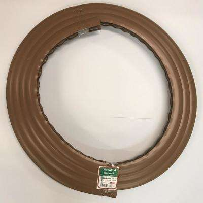 1-3/8 in. x 25 ft. Concrete Expansion Joint Replacement in Walnut