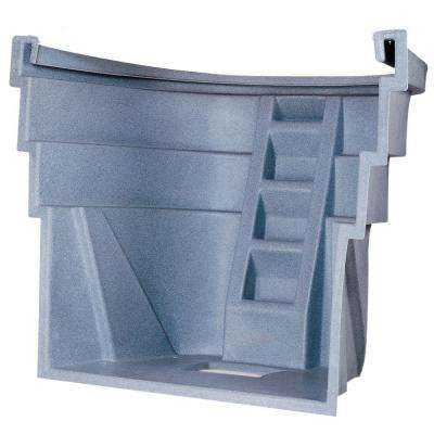 2060 090 Gray Granite Window Well