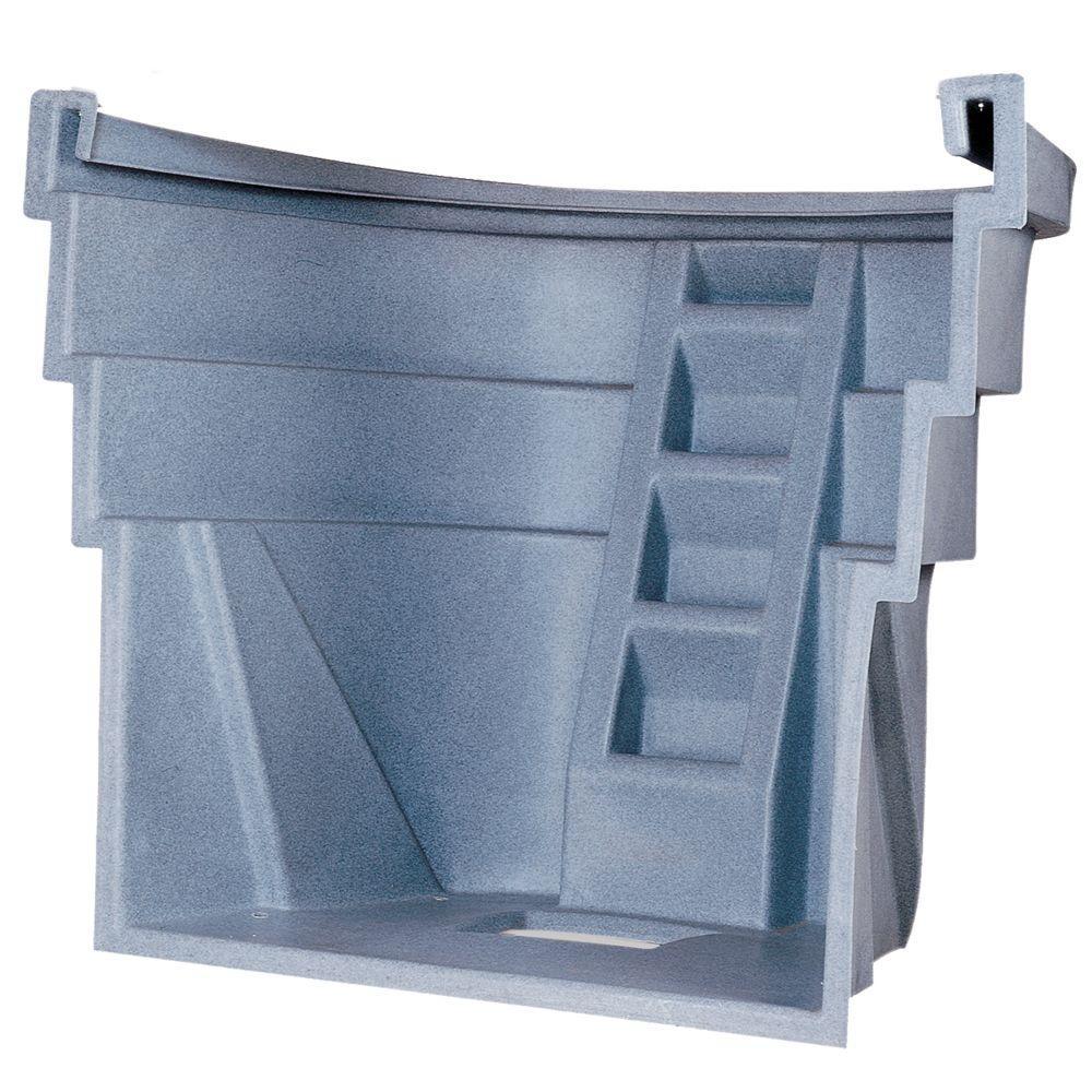 2060 090 Gray Granite Window Well