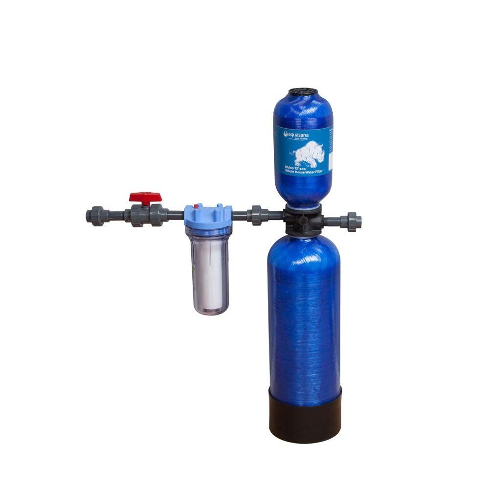 Aquasana Whole House Water Filtration System