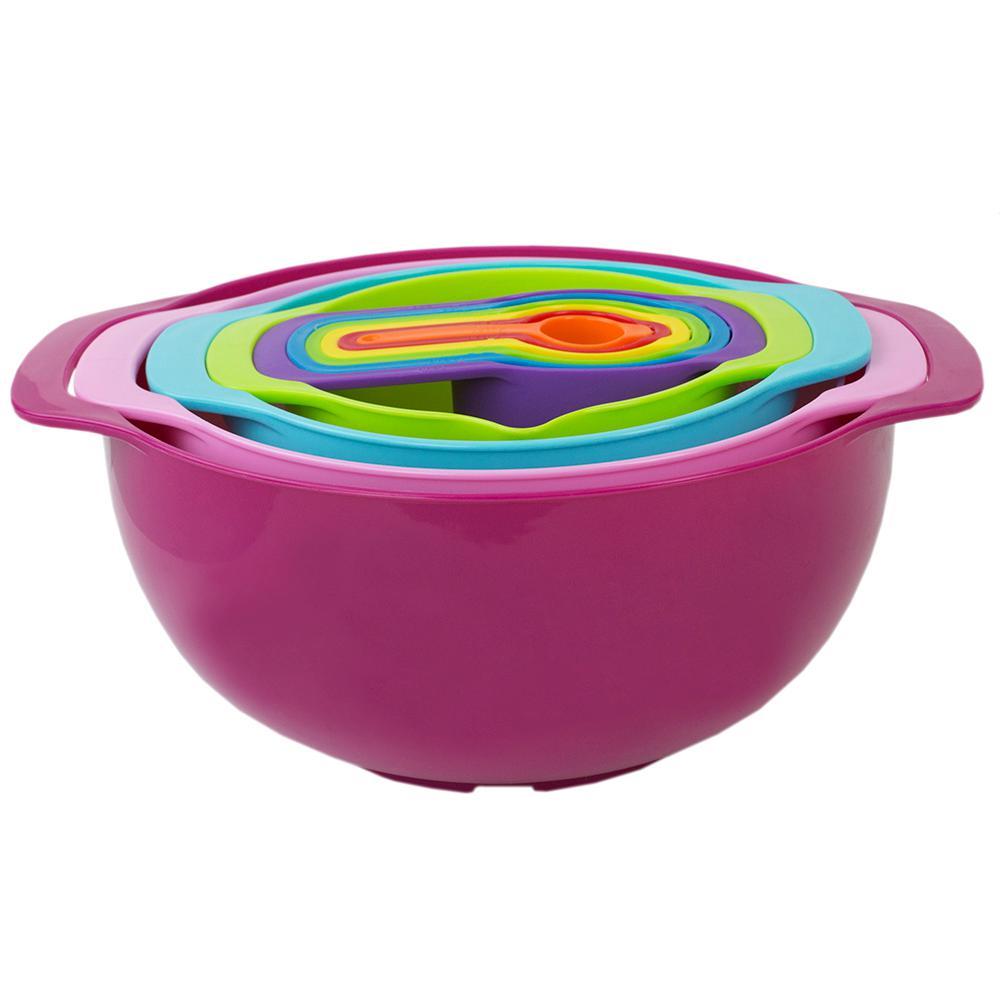 10-Piece Mixing Bowl Set