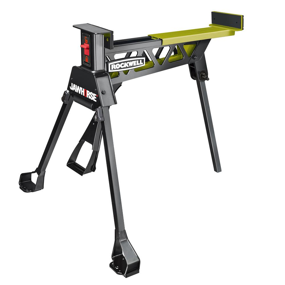 Sensational Portable Sawhorse Clamping Clamp Jaw Foot Pedal Lock Project Pdpeps Interior Chair Design Pdpepsorg