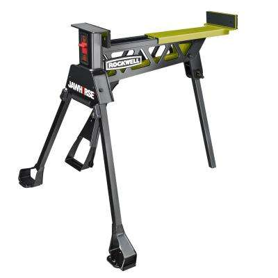 37 in. Jawhorse Workbench