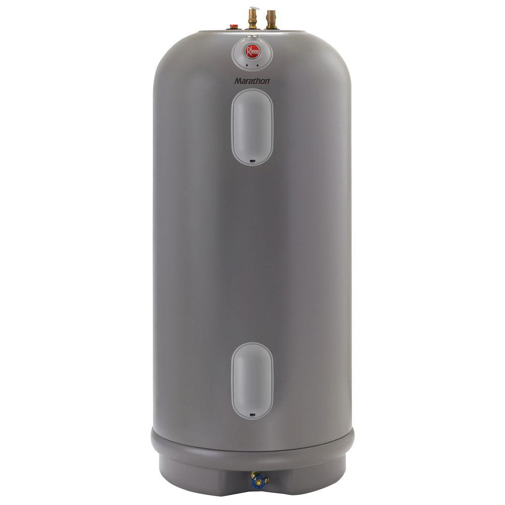Commercial Marathon 105 Gal. 10 Year 4500/4500-Watt Non-Metallic Electric Tank