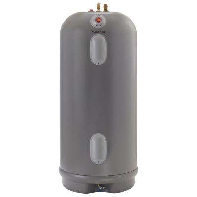 Marathon 105 gal. Tall 4500-Watt Electric Non-Metallic Tank Water Heater