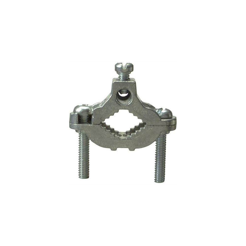 1/2 in. to 1 in. Ground Clamp for Bare Wire (25-Pack)