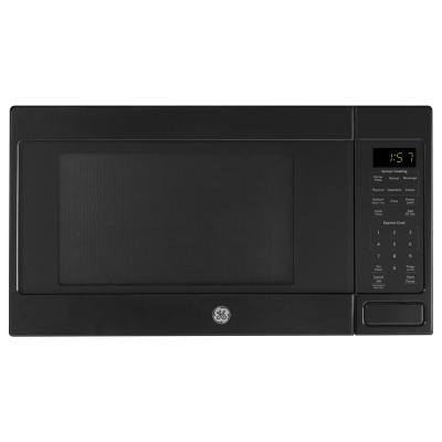 Ge 1 6 Cu Ft Countertop Microwave In