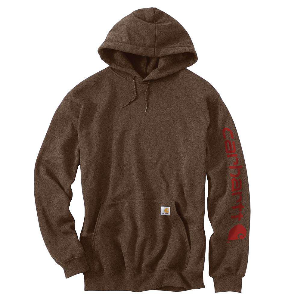 77b1085cd96 Men's Regular XXX Large Dark Coffee Heather Cotton/Polyester Sweats