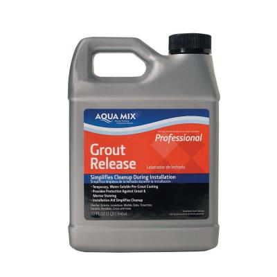 Aqua Mix 1 Qt. Grout Release