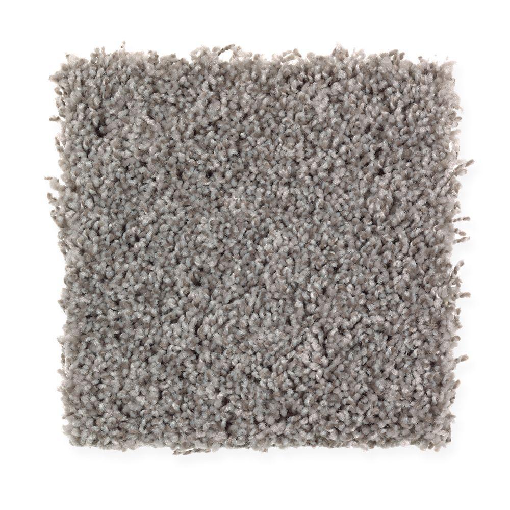 Carpet Sample - Top Gear II - Color Tempting Texture 8 in. x 8 in.