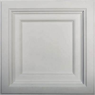 2-7/8 in. x 24 in. x 24 in. Polyurethane Classic Ceiling Tile