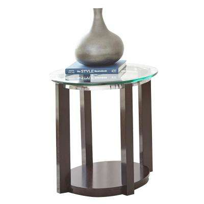 Cerchio Round End table