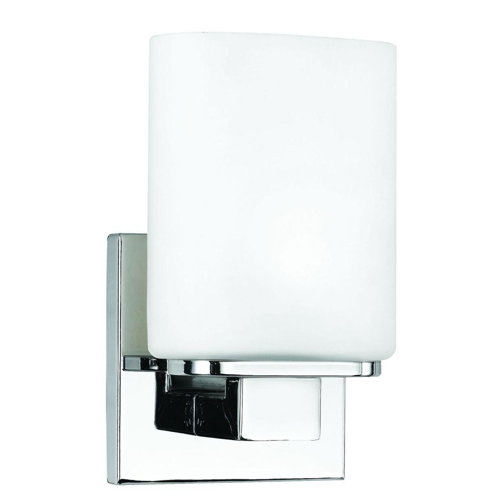null Dolante Collection 1-Light Chrome Sconce